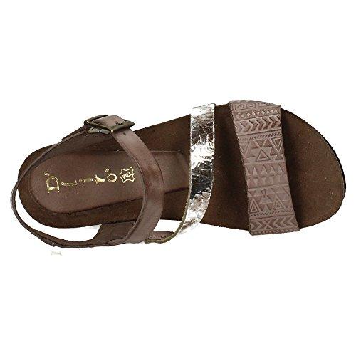 Dliro , sandales femme Salines