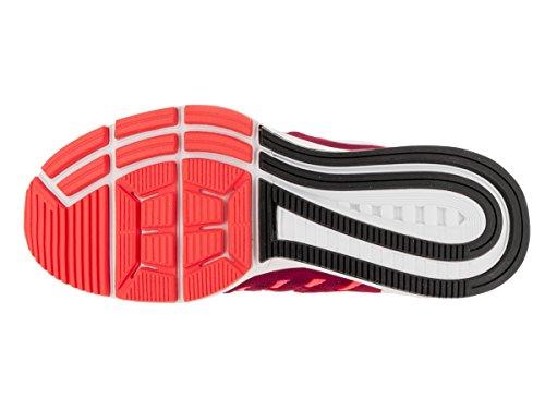 NIKE Air Zoom Vomero 11, Chaussures de course pour Femme (818100–00) Dark Purple Dust/Pink Blast/Blue Grey/Black