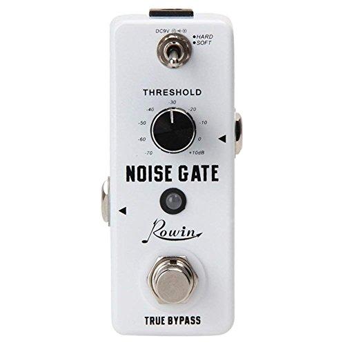 Rowin Noise Killer Gitarre Noise Gate Suppressor Effektpedal