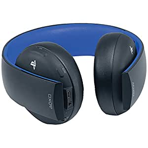 Sony GOLD Wireless Stereo Headset 2.0 FOR PS4 Kits Oreillette USB