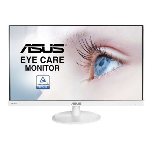 Asus VC239HE-W 23-Inch LED Monitor - Black
