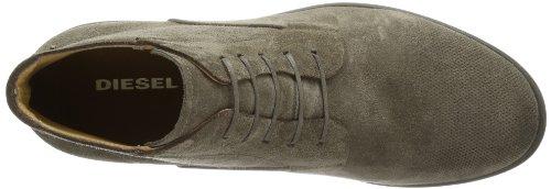 Diesel FORM-ACTIONS HIGH PRESSURE Y00833 PR086, Sneaker Donna Beige (Beige (Walnut T8033)