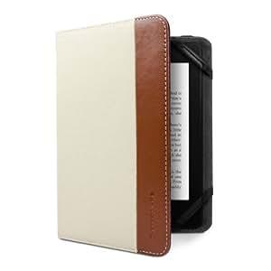 Marware Atlas Custodia per Kindle, colore: Beige (adatta per Kindle Paperwhite, Kindle e Kindle Touch)