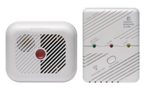 Ei Electronics Basic Smoke Alarm and Co Alarm Twin Pack