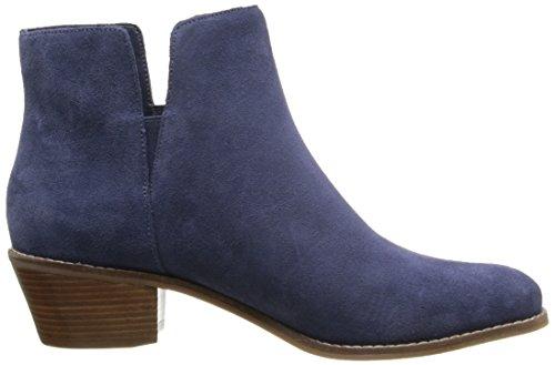 Cole Haan Abt-Boot Blazer Blue Suede