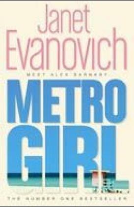 Book cover for Metro Girl