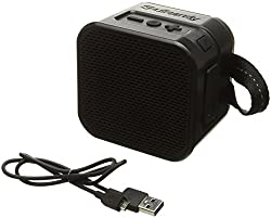 Skullcandy S7PBW-J582 Barricade Mini Portable Bluetooth Speaker (Blackl)
