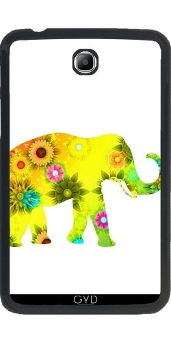 case-for-samsung-galaxy-tab-3-p3200-7-colorful-elephant-mammal-style-by-wonderfuldreampicture