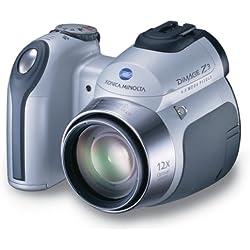 Konica Minolta DiMAGE Z3 Appareil photo numérique type SLR 4.0 Mpix zoom optique : 12 x mémoire prise en charge : MMC, SD