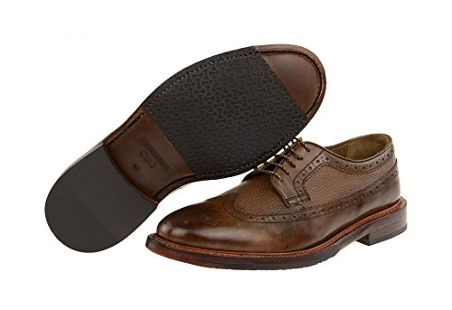 Gordon Marrone 013 Uomo Paul Brogue Bros 203 8WqwB0r84