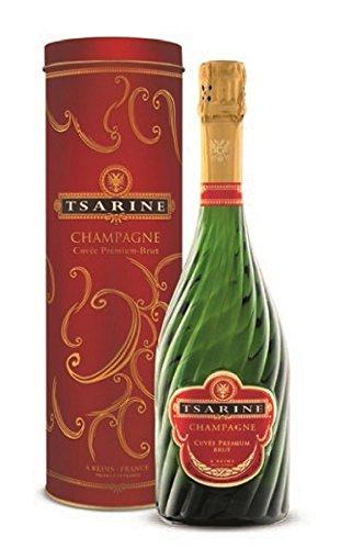 Tsarine Cuvee Premium Brut Non Vintage Gift Box 75cl