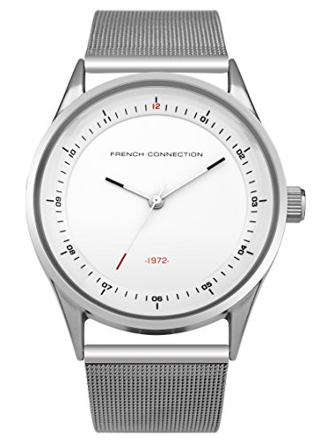 french-connection-mens-sfc110sm-quartz-watch-with-white-dial-analogue-display-and-stainless-steel-br