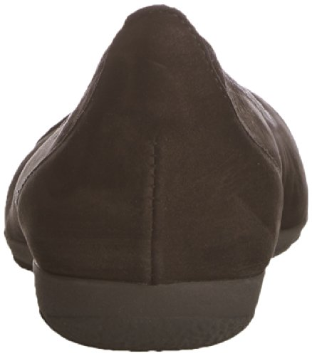 Gabor 94.160.17 Donna Scarpa décolleté nero (Black nubuck)
