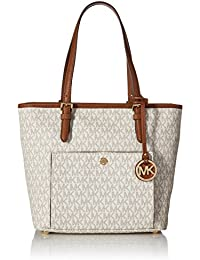 Michael Kors Jet Set Item Large Top Zip Snap Pocket Tote - Bolsos totes Mujer