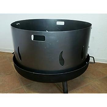 funkenschutz 80 cm f r eine feuerschale garten. Black Bedroom Furniture Sets. Home Design Ideas