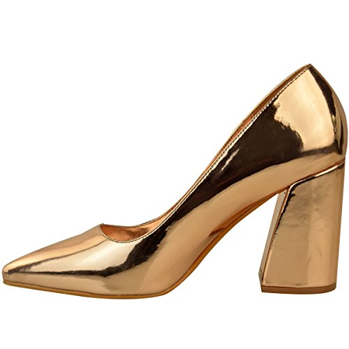 Mode Décolleté Pointu Soif Heelberry Sandales Chaussures Femme vN8nw0m