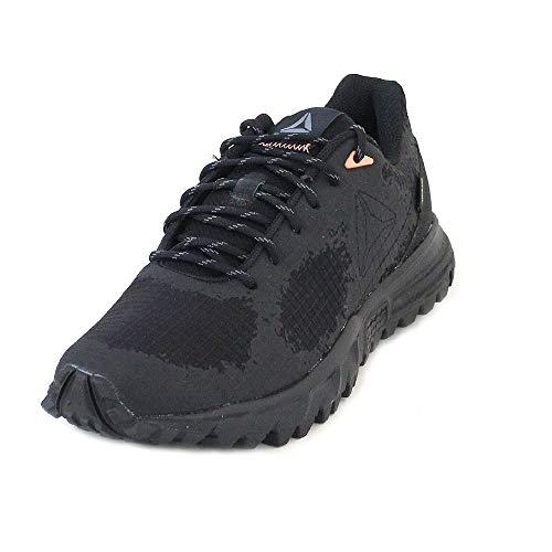 Reebok Damen Sawcut GTX 6.0 Fitnessschuhe, Mehrfarbig (Black/Cold Grey/Stellar Pink 000), 40 EU