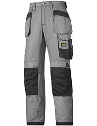 584f0f3bad9b Snickers Workwear, Pantaloni da lavoro con tasche laterali HP, taglia 44,  3213