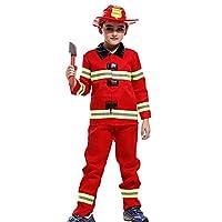 Fireman Sam Costume - Child - Children