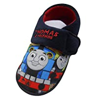Thomas The Tank Engine Boys Slippers