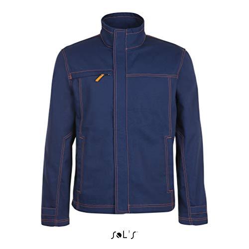 Sol s Prowear Workwear Mono Jupiter Pro Bugatti Blue XXX-Large