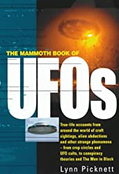 The Mammoth Book of UFOs (Mammoth Books)