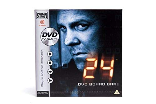 24 DVD Game (version anglaise)