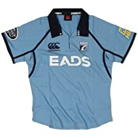 Cardiff Blues 2012/13 Home Damen Rugby Shirt