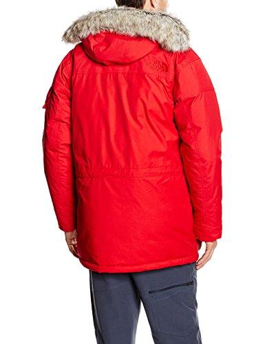 The North Face Herren Parkajacke McMurdo rot