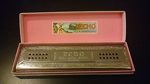 HOHNER Echo Harp CG 120 Wender