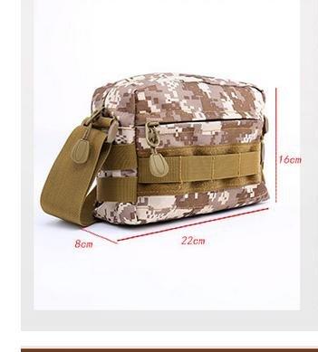 Zll/New Model Army Fan Taschen Sport Outdoor Sports Tactical Tasche Sport und Freizeit Fashion Handtaschen Khaki