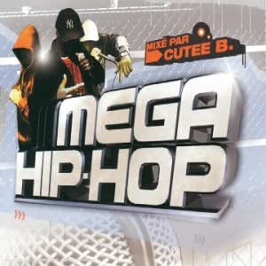 Coffret 4 CD : Mega Hip-Hop