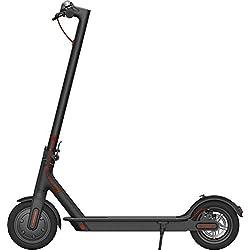 """i-Bike Mono, Monopattino Elettrico Pieghevole Air 8,5"""" 350W, 20Km di autonomia, velocità fino a 25km/h, nero, unisex"""
