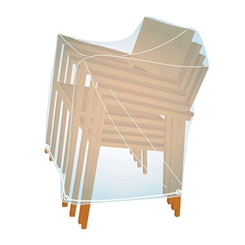 Standard-stapelbar (Campingaz 205696 Abdeckhaube für stapelbare Stühle (150 x 100 x 100cm))