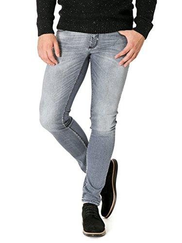 ANTONY MORATO - Jeans uomo super skinny don giovanni w00717 42/26 (w28) antracite