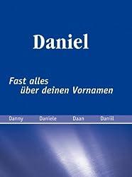 Daniel - fast alles über deinen Vornamen
