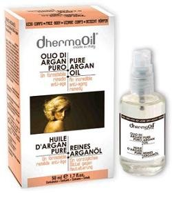 DhermaOil OLIO DI ARGAN PURO - 50 ml