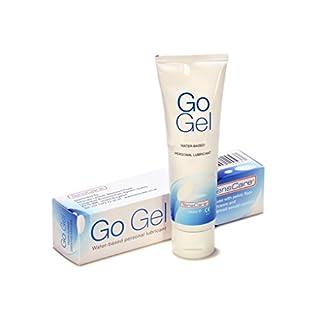 TensCare Water-Based Lubricant Go Gel, 100 ml