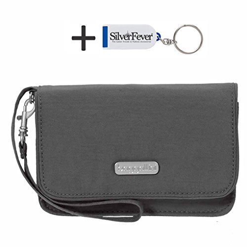 baggallini-rfid-wristlet-wallet-with-flap-charcoal