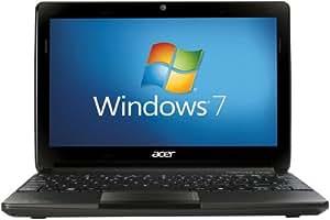 Acer Aspire One D270 LU.SGA0D.018 10.1 inch Netbook - Black (Intel Atom N2600 1.6GHz, 1GB RAM, 320GB HDD, LAN, WLAN, Webcam, Windows 7 Starter)
