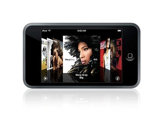 Apple iPod Touch MP3-Player mit integrierter WiFi Funktion 8 GB schwarz (mit Software Update Februar