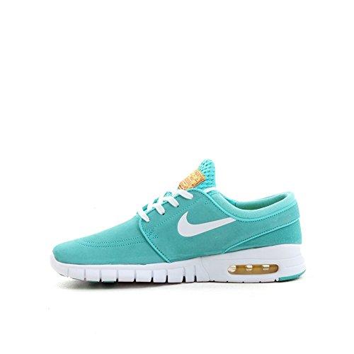 Nike Stefan Janoski Air Max L Kids Hyper Jade Green/White Hyper Jade Green/White