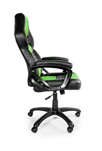 4115dLluINL - Arozzi Gaming Chair Monza [Importación Italiana]