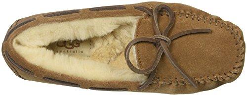 Ugg Kid' s Cozy 5236, Unisex–Bambini Pantofole Chestnut