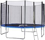 Jumpoline - Trampoline with ladder - 10ft, 6yrs+