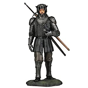 Game of Thrones Serie TV El Perro The Hound, Figura 21 cm, 8.5 Inches (Diamond DKHHBO28577) 6
