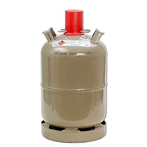 11 kg Propangas Eigenflasche - gefüllt