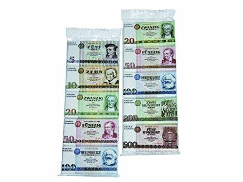 Preisvergleich Produktbild Minischokolade DDR Geldscheine
