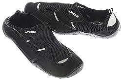 Cressi Noumea - Erwachsene Wassersportschuhe, Schwarz, 43 EU