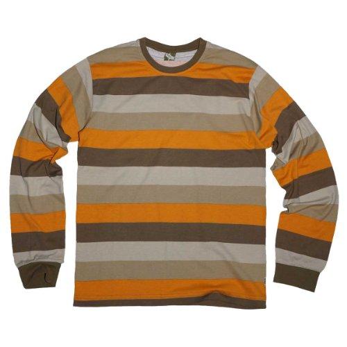 Addict -  Camicia Casual  - Uomo Marrone
